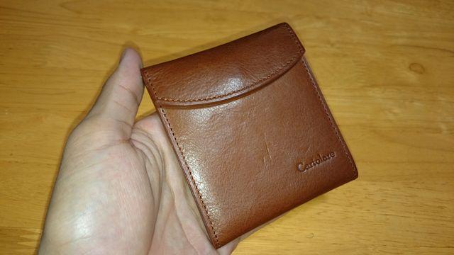 札とカードしか入らない究極の薄さを誇る財布フラットウォレット