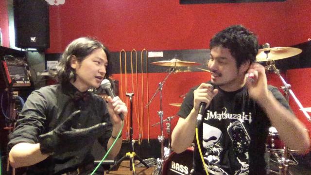 jMatsuzakiのBurning!放送局vol.5「友達と一緒に遊ぶように働く」を放送しました
