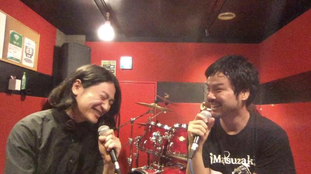 jMatsuzakiのBurning!放送局vol.6「なぜバンドマンが曲だけでなくブログも書くのか?」を放送