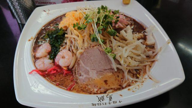 冷やし中華の名店と言われる日暮里「馬賊」の馬賊冷やし中華を食べてきた
