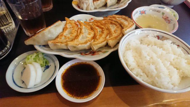 池袋で最高に美味い餃子を食べたければ東亭(あずまてい)に行くべし