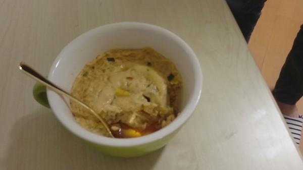 【動画】C級グルメ第1弾-カップラーメン茶碗蒸しの作り方