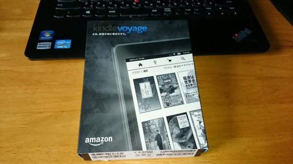 Kindle Voyageを1年程使ってみての率直な感想