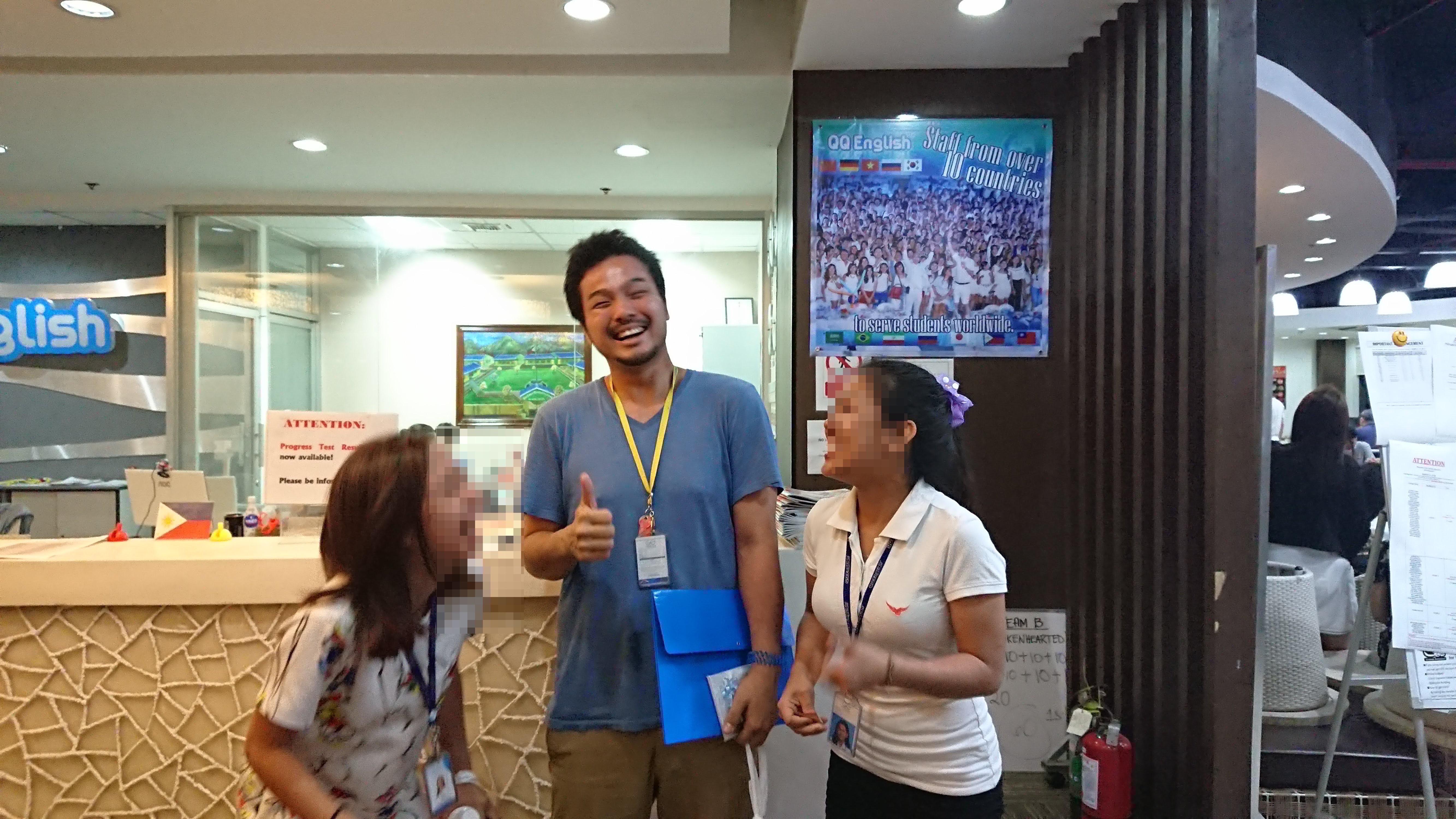 フィリピンセブ島のQQEnglishで3週間英語留学をしてきた感想
