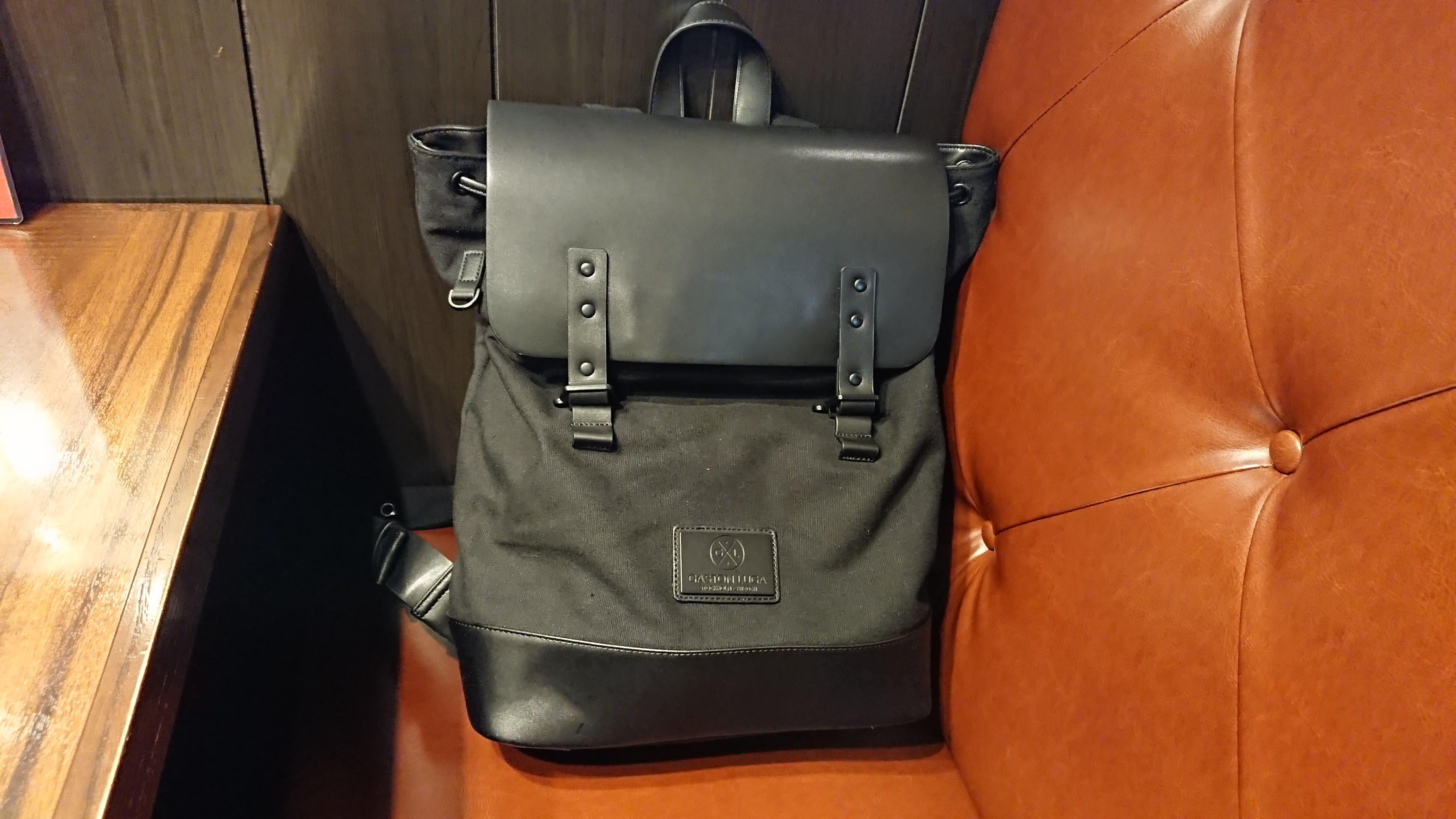 ガストンルーガのバックパックPRAPERは北欧デザインでおしゃれで使いやすい【PR】