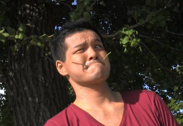 【脱サラ0円サバイバルレシピ】第2弾!ポテトチップスに激似!?雑草『オオバコ』を天ぷらで食らう