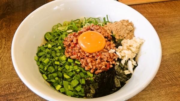 【京都】夕日のキラメキ一乗寺で「台湾まぜそば直太朗」を食す!