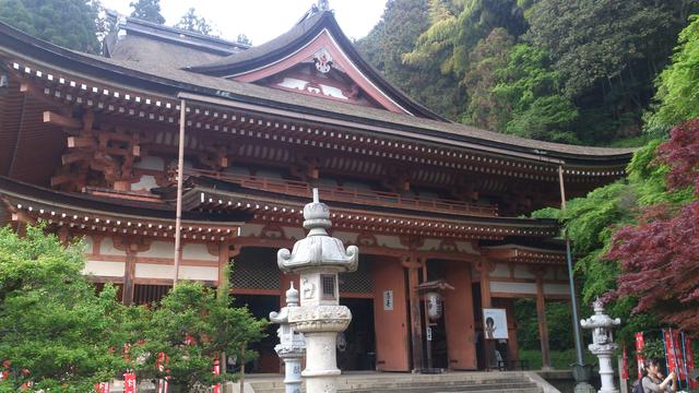 滋賀県は琵琶湖に浮かぶ島、竹生島に行ってまいりました!