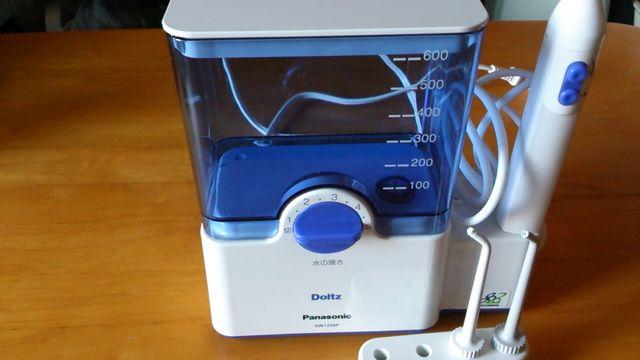 Panasonic ドルツ・ジェットウォッシャー、歯磨きの120倍くらいの爽快感が手放せない