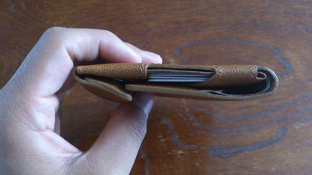 スーパークラシック「薄い財布」を使ってみた!コレはマジ薄くてスタイリッシュ!