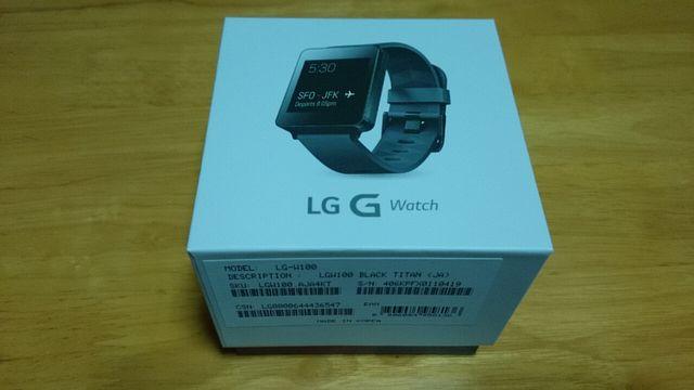 LG G Watchを1日使ってまず感じたのは「通知ストレス」の軽減