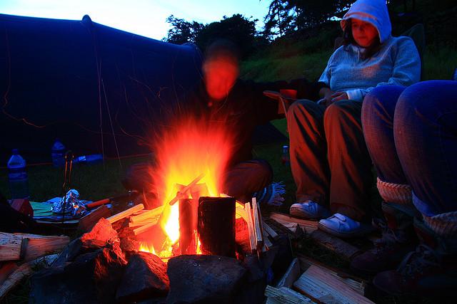 夏は終わったけどもこれからがキャンプはおもしろい!キャンプで気を付けたい4つの事
