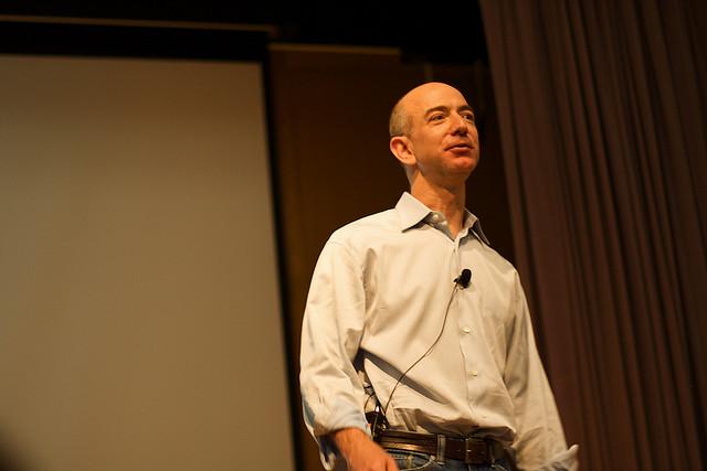 AmazonCEOジェフ・ベゾスに学ぶ4つの哲学【書評】「ワンクリック」byリチャード・ブラント