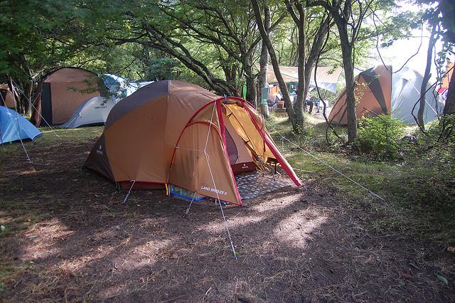 私が夏にキャンプに行かない理由。ではいつキャンプに行くのか。