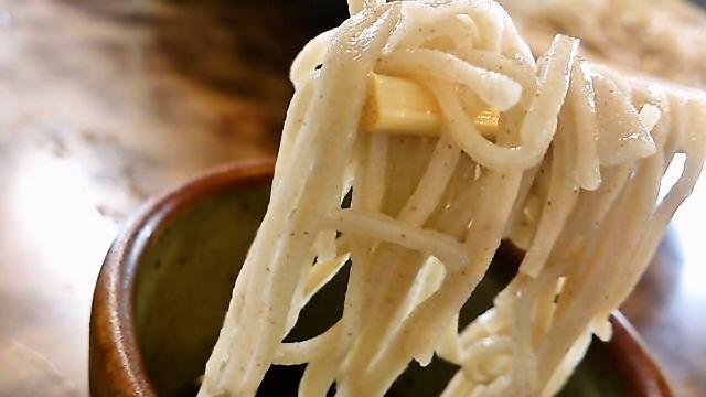 栃木日光の行列店「三たてそば長畑庵」で、濃厚な蕎麦をつるっと頂いた!